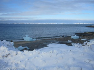 ice berg_scenery