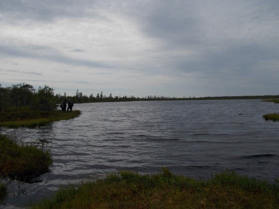 The lake!!